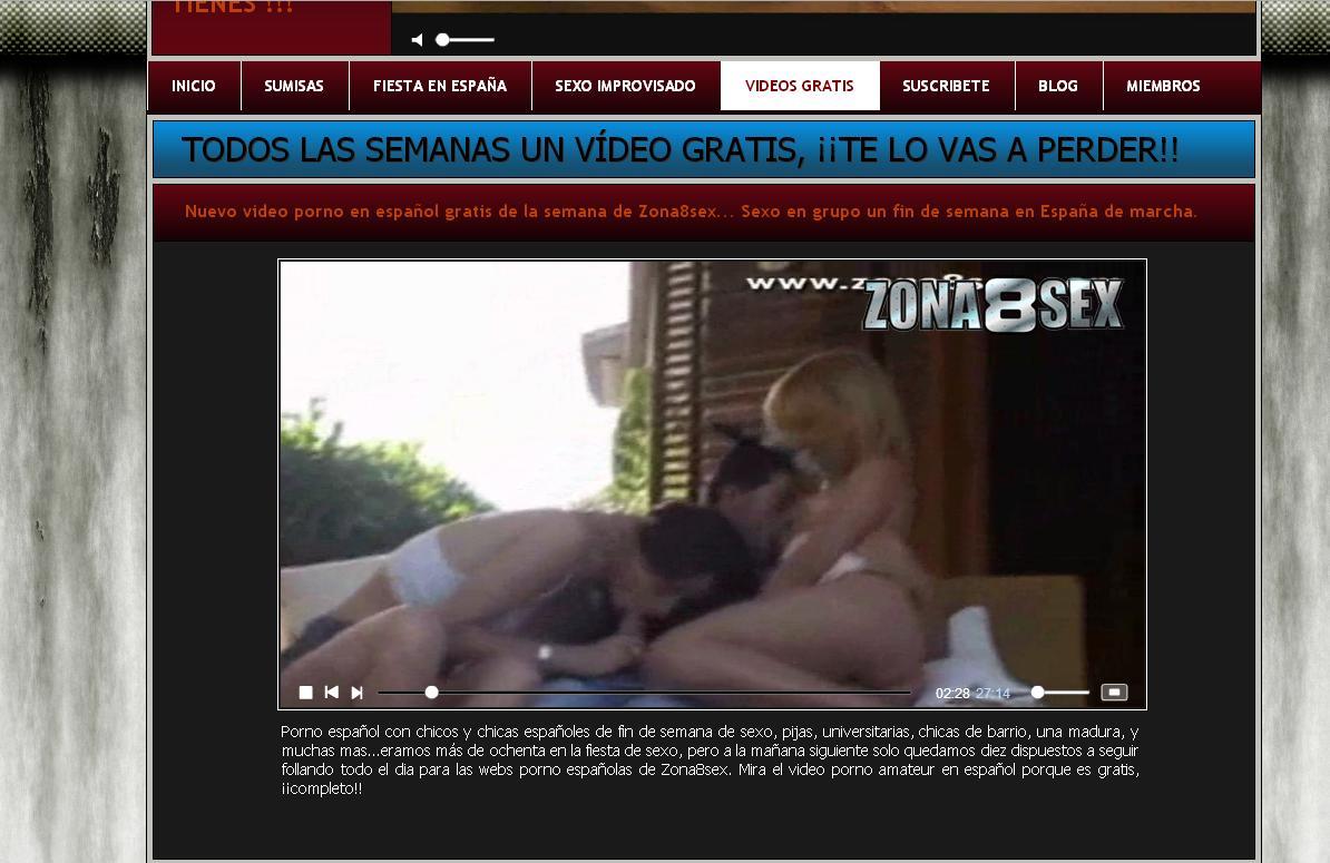 Porno en espana this